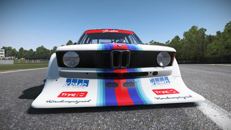 BMW 320 Turbo Gr. 5