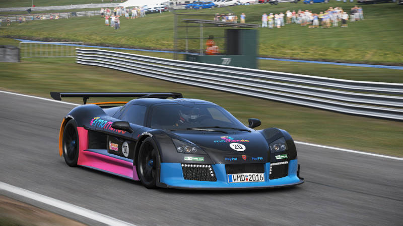 Gumpert Apollo S - Momondo